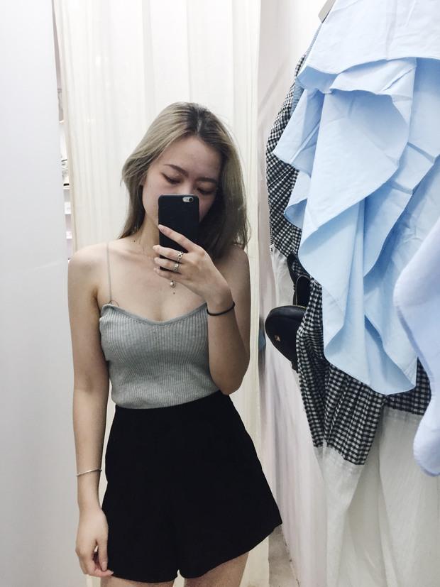 Áo 2 dây hè này có tới 5 kiểu, kiểu nào cũng mát và xinh hết cỡ bạn đã cập nhật hết chưa? - Ảnh 7.