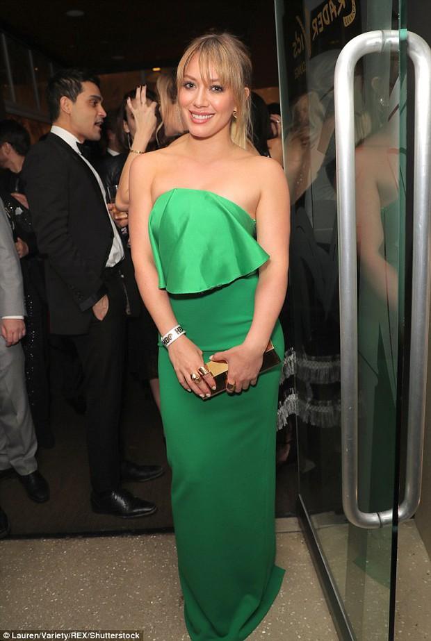 Hậu Quả Cầu Vàng: Miranda Kerr trễ nải sexy, mỹ nhân Blurred Lines hớ hênh trên thảm đỏ - Ảnh 17.
