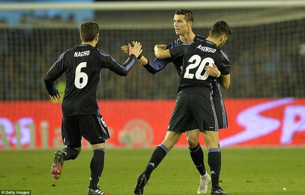 Ronaldo ghi bàn, Real vẫn bị loại khỏi Cúp Nhà vua - Ảnh 6.