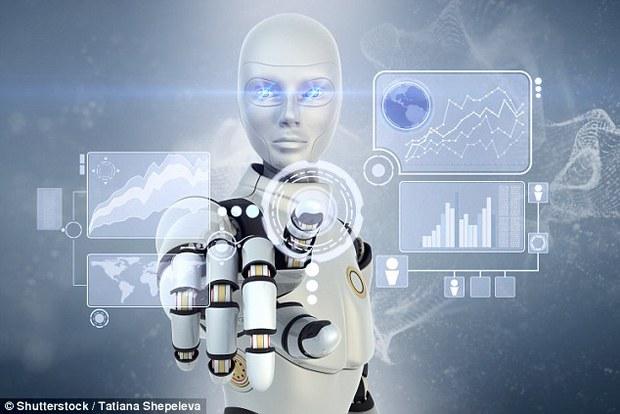 Không những việc tay chân, dân văn phòng sau này cũng thất nghiệp vì robot - Ảnh 3.
