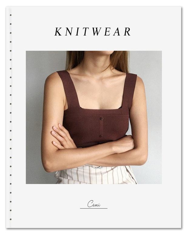 Áo 2 dây hè này có tới 5 kiểu, kiểu nào cũng mát và xinh hết cỡ bạn đã cập nhật hết chưa? - Ảnh 10.