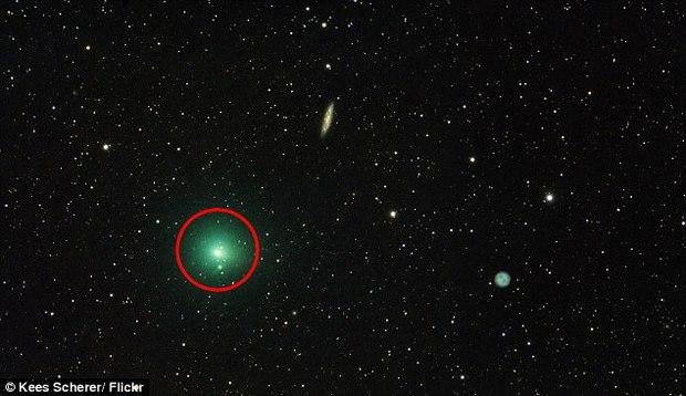 Không đùa đâu! Ngày 1/4, sao chổi sẽ bay gần Trái đất nhất trong lịch sử - Ảnh 1.
