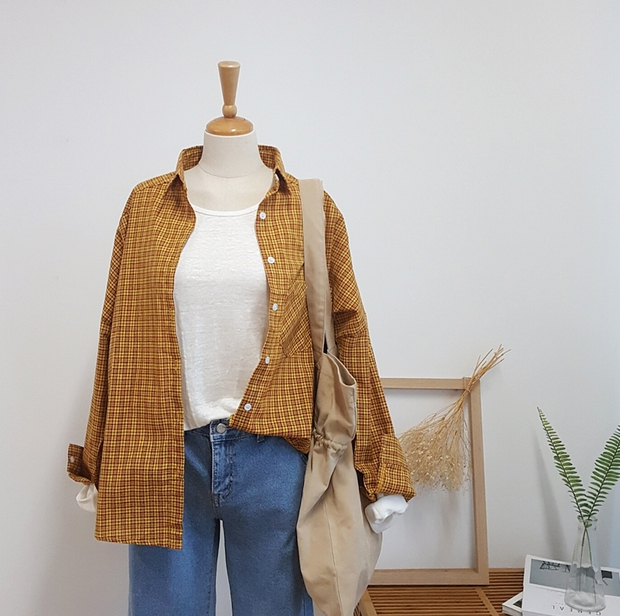 Đi học cũng nên diện đồ thật xinh, và đây là 5 kiểu áo sơmi xinh nức nở cho các nàng mùa back to school - Ảnh 14.