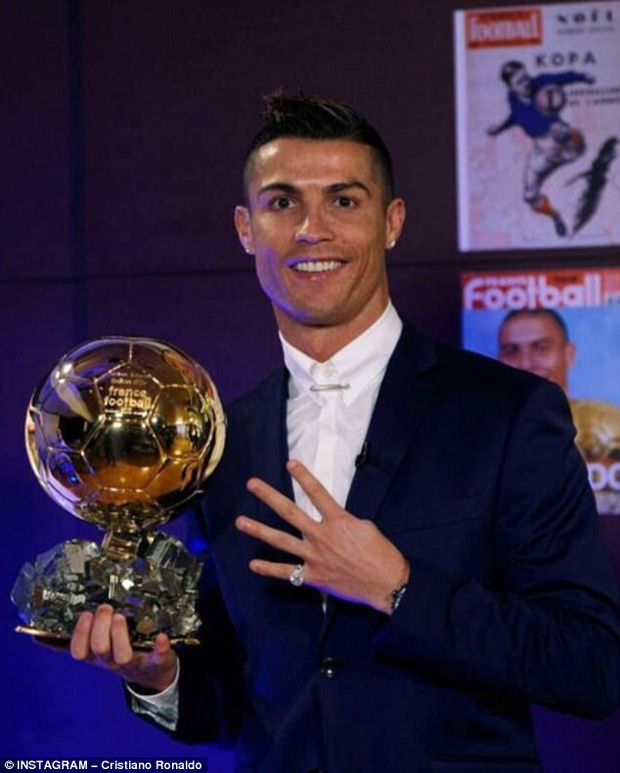 7 bức ảnh nhiều like nhất trên Instagram 100 triệu người theo dõi của Ronaldo - Ảnh 8.