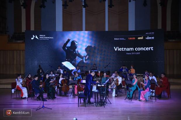 Maius Philharmonic tổ chức concert, giới thiệu album giao hưởng đầu tiên của Việt Nam mang màu sắc dân gian - Ảnh 12.