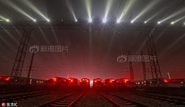 Hãy xem các nhà ga Trung Quốc chuẩn bị để ứng chiến với cuộc đại di cư mùa Tết như thế nào - Ảnh 3.
