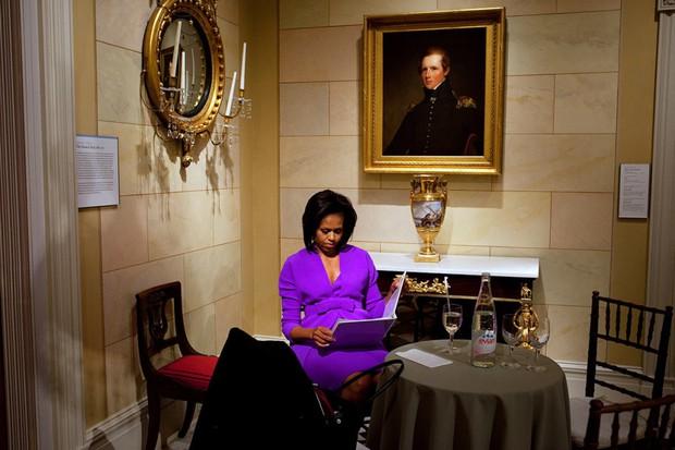 Dù phải chia tay thế nhưng người ta sẽ mãi nhớ về bà Michelle Obama với 30 hình ảnh này - Ảnh 7.