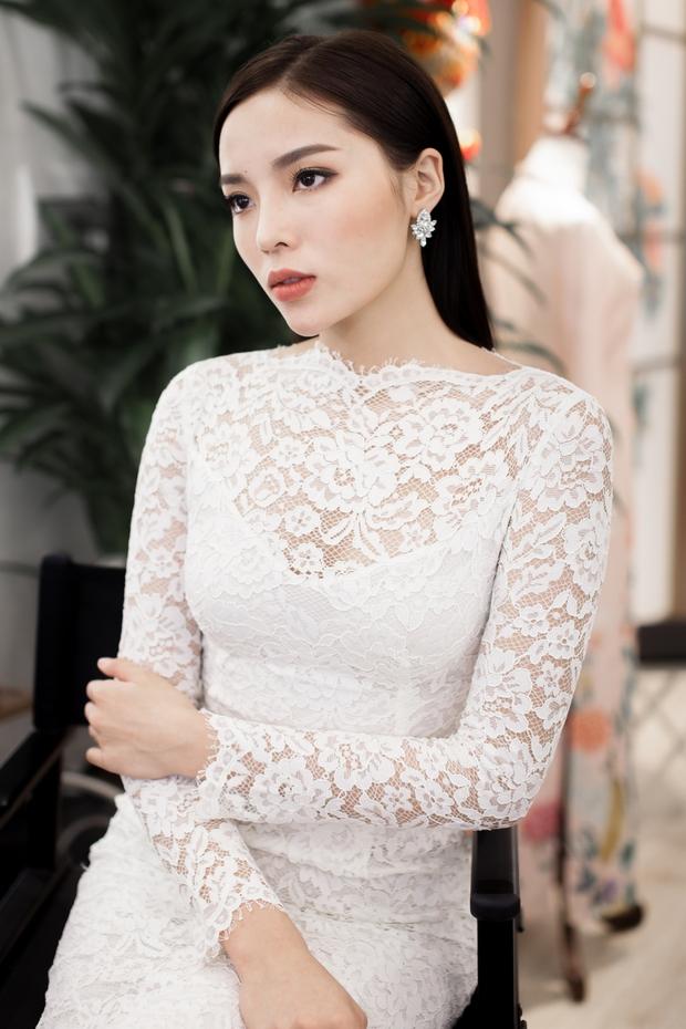 Ở ẩn sau hàng loạt scandal, Hoa hậu Kỳ Duyên cũng đã xuất hiện tại sự kiện!  - Ảnh 5.