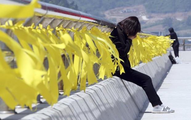 Hàn Quốc hoàn tất quá trình trục vớt phà Sewol - Ảnh 4.
