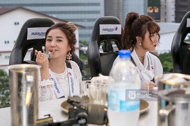 Kiểu tóc xoăn tít hot trend của Quỳnh Anh Shyn: Tạo kiểu chuẩn đã khó, giữ nó đẹp mãi còn khó hơn - Ảnh 3.