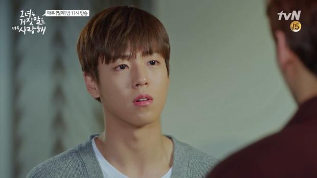 """""""Liar And Lover"""": Chuyện tình như... cái bùng binh của Lee Hyun Woo và Joy lại tái diễn - Ảnh 5."""