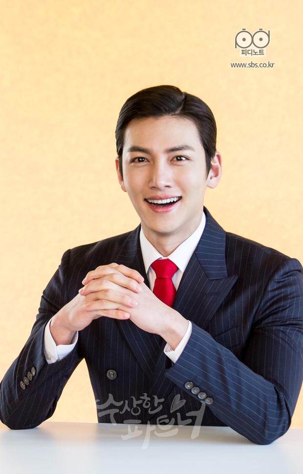 Nhìn Ji Chang Wook chải tóc bóng bẩy và hớn quá đà như này, ai mà tin anh là luật sư? - Ảnh 4.