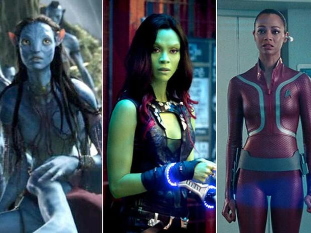 Xấu đau đớn trên phim, ai ngờ các mỹ nhân của Guardians of the Galaxy Vol. 2 ngoài đời lại đẹp đến vậy! - Ảnh 3.