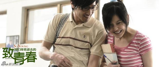 7 mối tình đầu đẹp thổn thức trên màn ảnh rộng Hoa Ngữ - Ảnh 4.