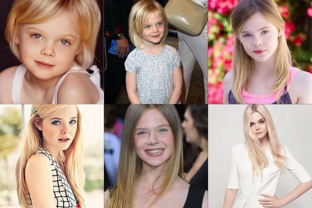 Elle Fanning - Cô công chúa nhỏ xinh của Hollywood - Ảnh 3.
