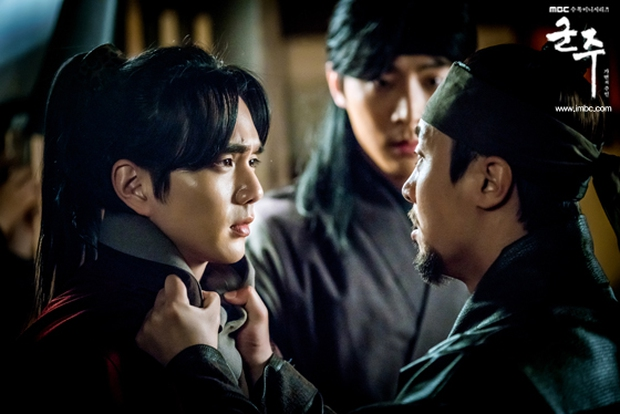 6 chàng thế tử phim Hàn khiến tim bạn từ rung lắc đến chấn động - Ảnh 4.