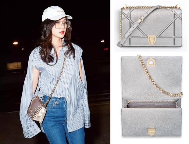 Chỉ trong 3 tháng, Angela Baby đã có cả bộ sưu tập túi Dior trị giá cả tỉ đồng khiến ai cũng ghen tị - Ảnh 4.