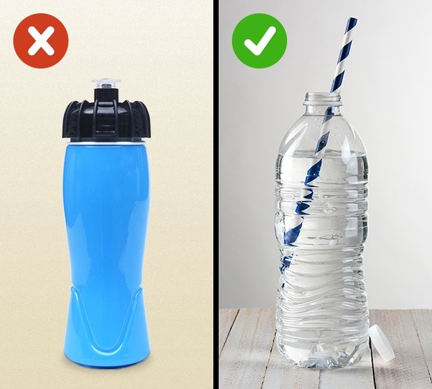 2 bí mật về chai nhựa đựng nước mà nhiều người sẽ ước rằng thà mình không biết - Ảnh 4.