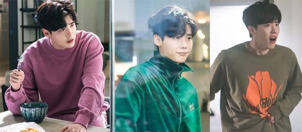 Vai trong Khi Nàng Say Giấc có gì khác loạt vai diễn trước đây của Lee Jong Suk? - Ảnh 7.