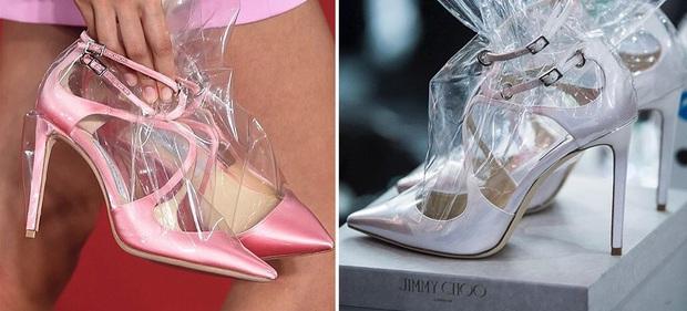 Từ hình ảnh của Rihanna rút ra chân lý: muốn có giày mới, cứ lấy nylon mà bọc vào giày cũ! - Ảnh 9.