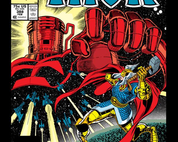 8 lần chiếc búa Mjolnir bị tước đoạt khỏi tay Thần sấm Thor - Ảnh 4.