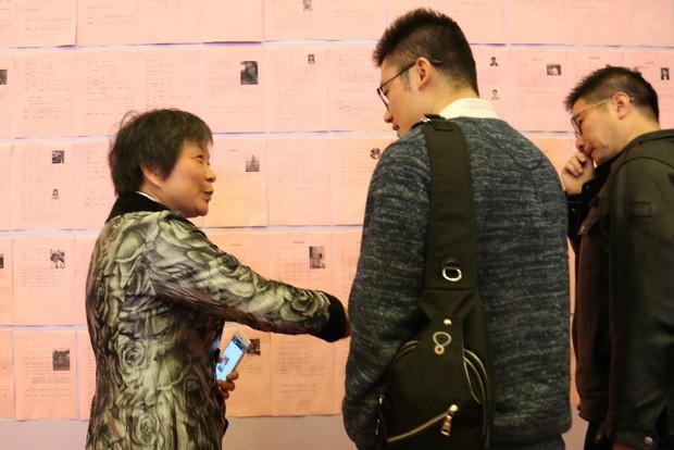 Trung Quốc: Ngày hội xem mắt của nam thanh nữ tú FA, ngờ đâu toàn ông bà cha mẹ tham gia giành người - Ảnh 5.