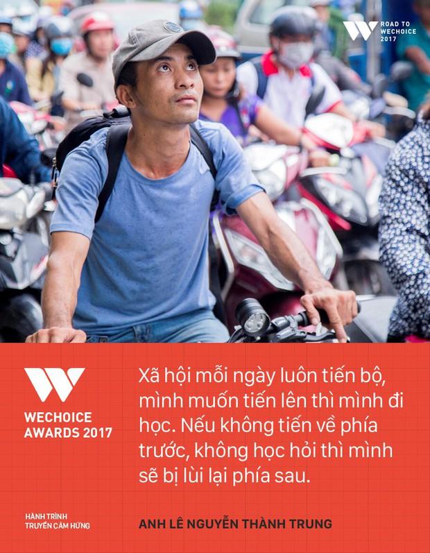 Chặng đường Road to WeChoice 2017: Sống lạc quan cũng là cách tiếp thêm cho mình cảm hứng mỗi ngày - Ảnh 4.