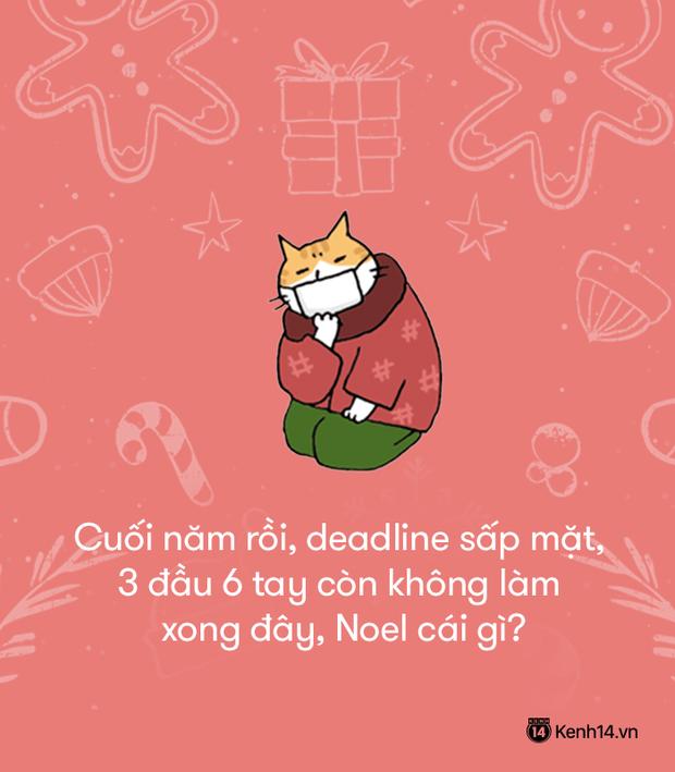 Cẩm nang: Noel không có gấu thì làm gì? - Ảnh 7.