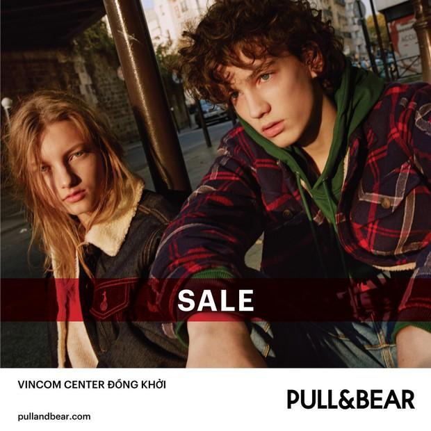 Ngày mai, Zara, Pull&Bear và Stradivarius Việt Nam đồng loạt giảm giá toàn bộ đồ Thu Đông, mức giảm lên tới 50% - Ảnh 2.