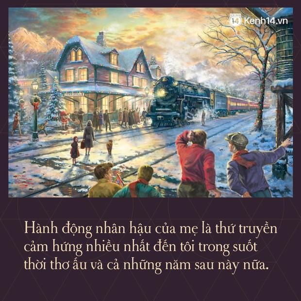 9 câu chuyện Giáng sinh sẽ khiến bạn tin vào phép màu cuộc sống từ những điều bình dị nhất - Ảnh 4.