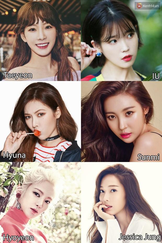 Bình chọn sao ngoại được fan Việt yêu thích nhất 2017: SNSD hay Black Pink, Song - Song hay Kim Tae Hee - Bi Rain mới hot hơn? - Ảnh 4.