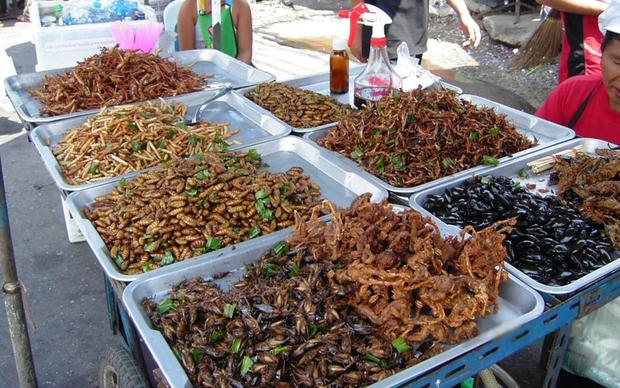 5 món ăn ở Thái Lan mà phải là thần kinh thép mới dám thử hết - Ảnh 4.