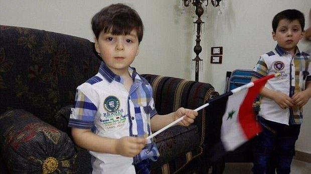 Cậu bé Syria mình đầy thương tích và bê bết máu sau một năm giờ thế nào? - Ảnh 3.