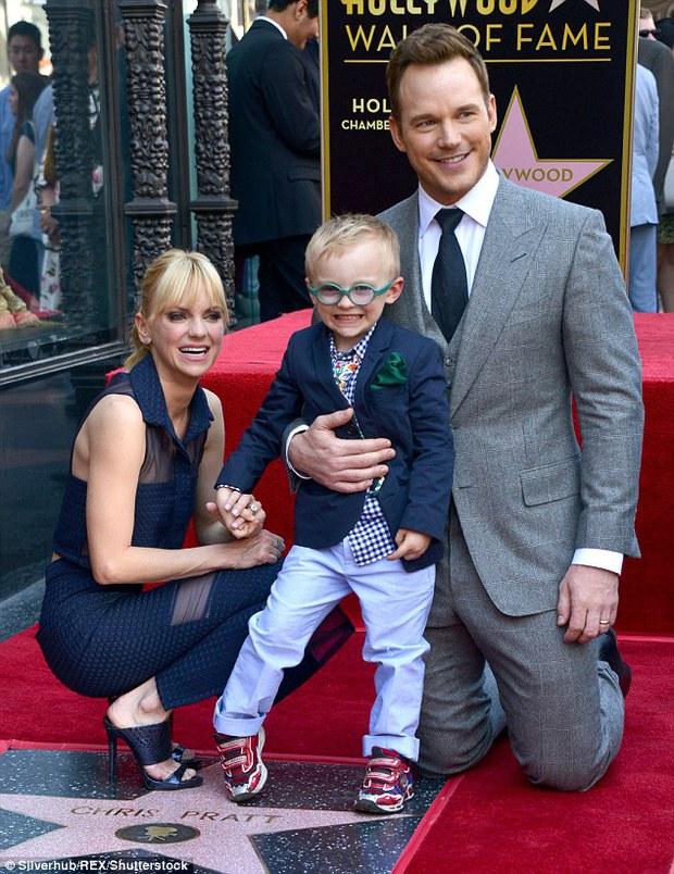 Tài tử Vệ binh dải ngân hà Chris Pratt bất ngờ chia tay vợ sau 8 năm kết hôn - Ảnh 2.