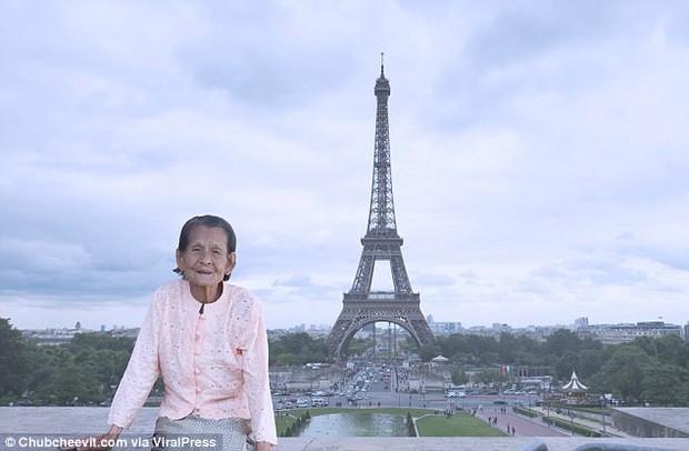 Nhiếp ảnh gia Thái Lan đưa mẹ đi du lịch vòng quanh thế giới bằng một cách rất cảm động - Ảnh 13.