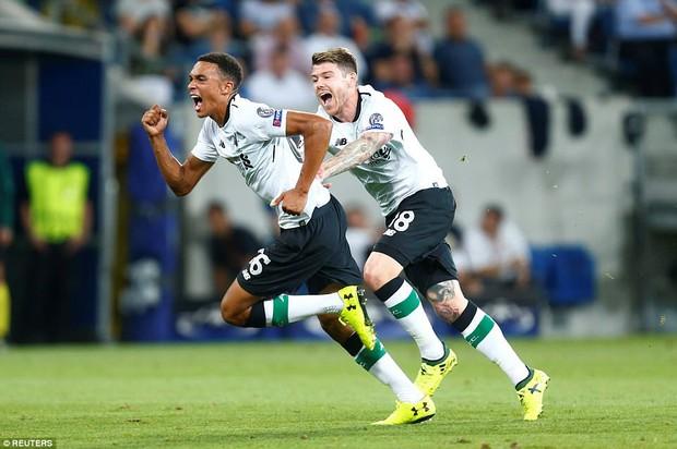 Sao trẻ tỏa sáng, Liverpool ca khúc khải hoàn trên đất Đức - Ảnh 7.