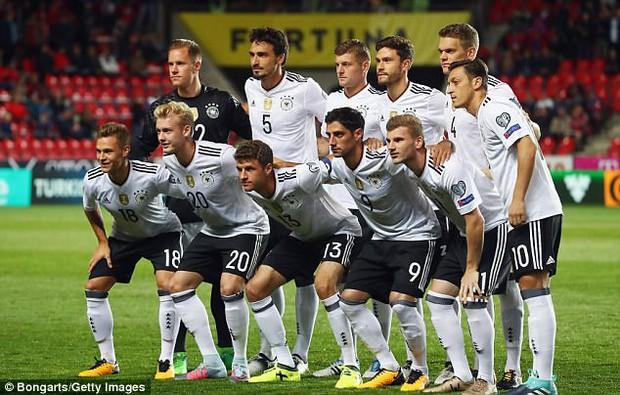 Đức cầm chắc vé World Cup 2018 sau chiến thắng nghẹt thở CH Czech - Ảnh 3.