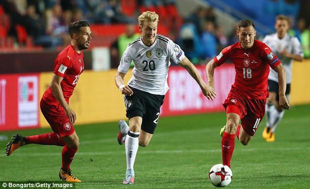 Đức cầm chắc vé World Cup 2018 sau chiến thắng nghẹt thở CH Czech - Ảnh 6.