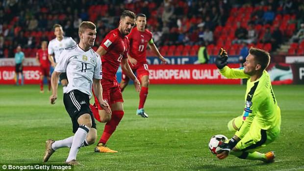 Đức cầm chắc vé World Cup 2018 sau chiến thắng nghẹt thở CH Czech - Ảnh 4.