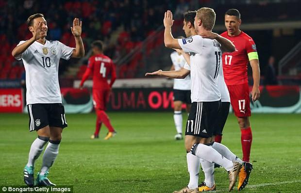 Đức cầm chắc vé World Cup 2018 sau chiến thắng nghẹt thở CH Czech - Ảnh 5.