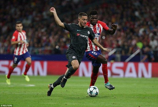 Diego Costa rầu rĩ, chứng kiến Chelsea thắng ngược Atletico - Ảnh 8.