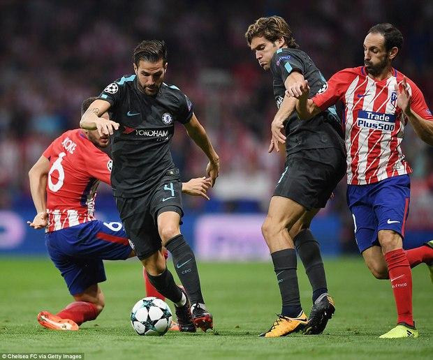 Diego Costa rầu rĩ, chứng kiến Chelsea thắng ngược Atletico - Ảnh 9.