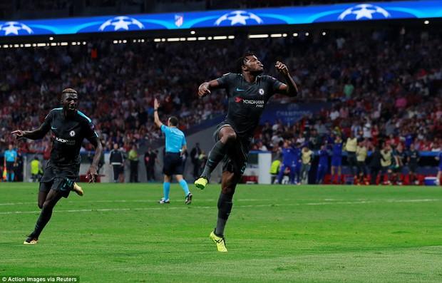 Diego Costa rầu rĩ, chứng kiến Chelsea thắng ngược Atletico - Ảnh 3.