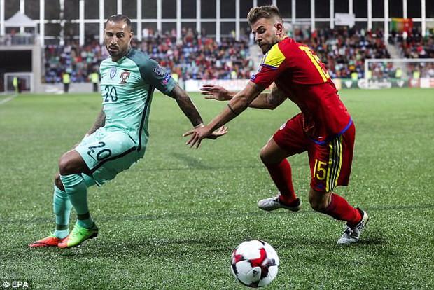 Cứu tinh Ronaldo giúp Bồ Đào Nha mở toang cánh cửa giành vé World Cup 2018 - Ảnh 4.