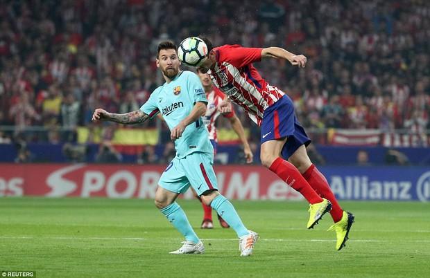 Messi tịt ngòi, Barca đứt mạch 7 trận toàn thắng ở La Liga - Ảnh 3.