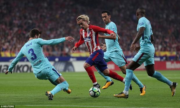Messi tịt ngòi, Barca đứt mạch 7 trận toàn thắng ở La Liga - Ảnh 5.
