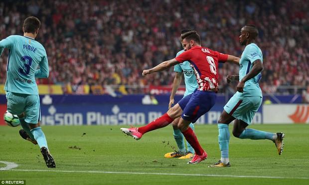 Messi tịt ngòi, Barca đứt mạch 7 trận toàn thắng ở La Liga - Ảnh 6.