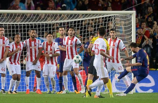Messi ghi bàn thắng thứ 100, lập kỷ lục ở đấu trường châu Âu - Ảnh 4.