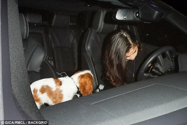 Justin và Selena công khai môi kề môi đắm đuối giữa sân băng sau khi tái hợp - Ảnh 9.