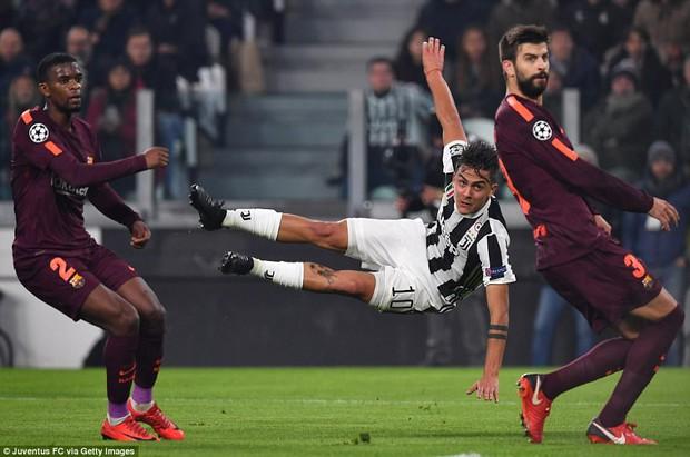Hòa Barca, Juventus có nguy cơ bị loại ngay từ vòng bảng - Ảnh 5.